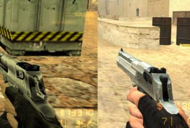 CSGO时代与CS时代的枪有什么不同?