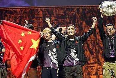 中国Dota十年:曾经的传奇大神和战队荣耀