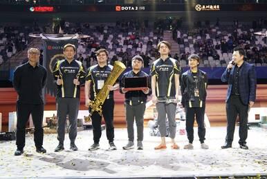 鏖战五局!Mineski击败LGD获得2018DAC冠军