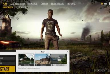 绝地求生官博透露:将在游戏添加地图选择功能