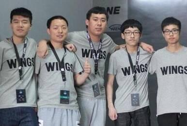 外国网友追忆Wings战队 史上最绚烂的烟火!