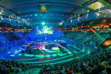 中国3.5亿电竞玩家!长三角城市合作打造生态圈