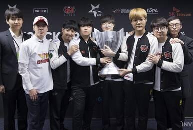 SKT夺冠Mata成史上最强辅助 在4支不同战队获冠军