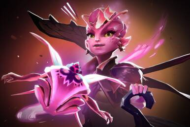 DOTA2 6月26日更新:邪影芳灵播音包加入游戏