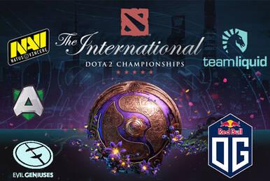 iG出局中国区预选赛 历届中国TI冠军全部缺席TI9