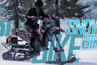 雪地轻型摩托将暂时从游戏中删除 恢复时间待定