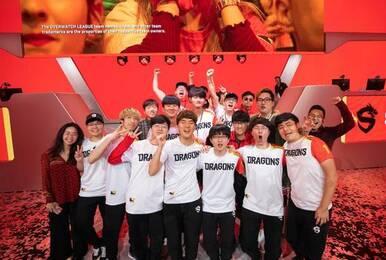 从0到冠军!上海龙之队摘得OWL中国战队首冠