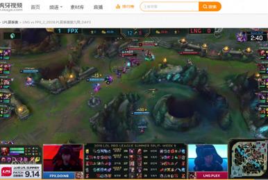 LPL:剑仙吸血鬼助EDG成功翻盘击败OMG FPX轻取LNG