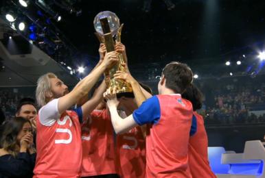 守望先锋世界杯东道主美国队夺冠,中国队收获银牌