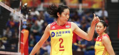 中国女排2-3惜败意大利 朱婷无缘大满贯
