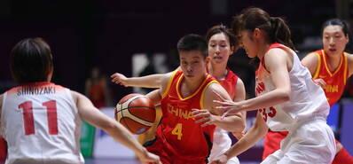 狂胜32分!中国女篮复仇日本终结6连败