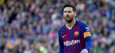 梅西伤愈回归进两球 巴塞罗那主场3比4不敌贝蒂斯