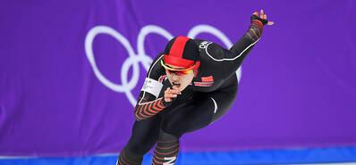 颗粒无收!女子速滑500米中国全军覆没