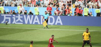 万达时刻|克罗斯读秒绝杀瑞典 比利时5-2狂胜突尼斯