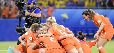 最强黑马杀进世界杯决赛 4年前还不是中国女足对手