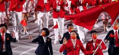 奥运开幕式收视率出炉:朱婷赵帅出场达巅峰 远不如08年