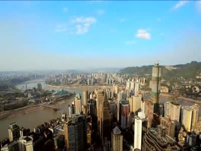 重庆志愿者,温暖一座城