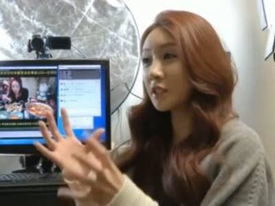 韩国美女主播视频直播吃饭