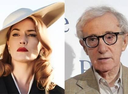 温丝莱特将演伍迪艾伦新片 剧情保密预计今秋开拍