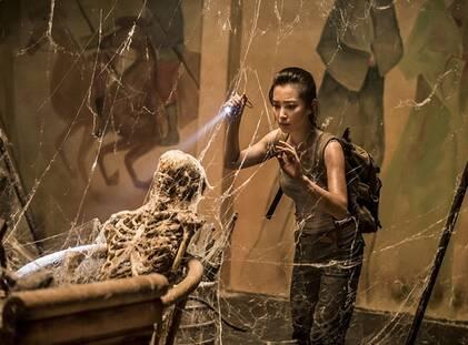 李冰冰发高烧就是为了这部电影 这次她要演中国罗拉