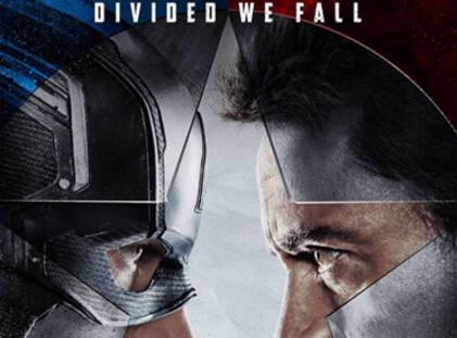 《美国队长3》曝光预告片前瞻 美队VS钢铁侠对立现身