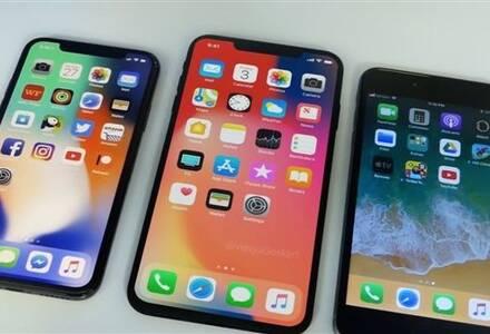 iPhone X Plus曝光