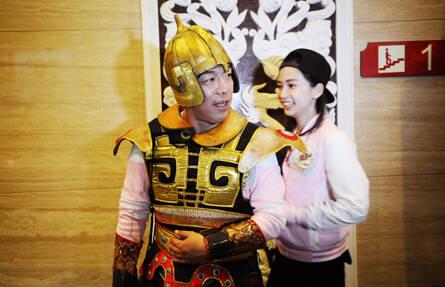 黄渤去《跑男》,邓超你怕了吗?