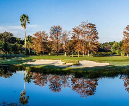 PGA国家高尔夫俱乐部美景一览