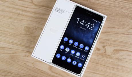 北欧简约风再续情怀 银白色Nokia 6开箱