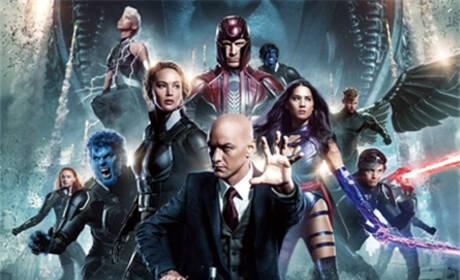 2016年第23周:《X战警:天启》