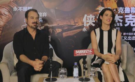 专访《侠探杰克2》导演:阿汤哥超拼命每天早上五点到片场!