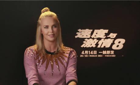专访《速8》塞隆:很难想象下集变好人