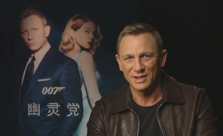 丹尼尔-克雷格:导演十年前曾劝我不要演邦德