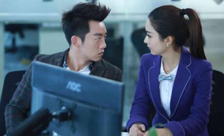 《实习生》:赵丽颖在白莲花中脱颖而出