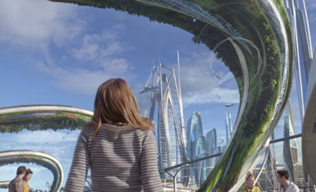 《明日世界》:迪士尼烧钱打广告?
