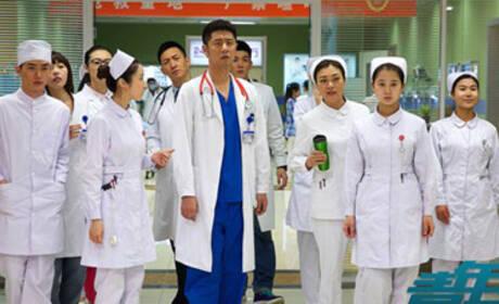 《青年医生》:青春偶像剧的颜