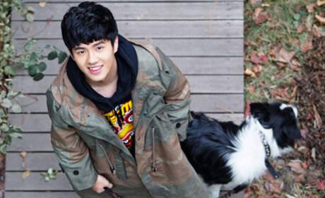 刘昊然:独立成长的十八岁少年