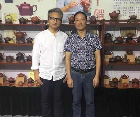 《凤凰老江专访》紫砂名家周中华