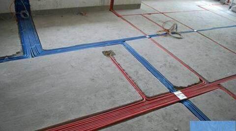 水电材料样品展板