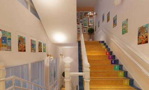 幼儿园装修设计 专业幼儿园装修设计公司 幼儿园装修设计案例图片