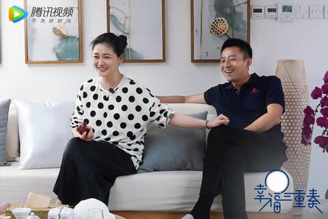 大S汪小菲共同营造幸福生活籍视频孝诚图片