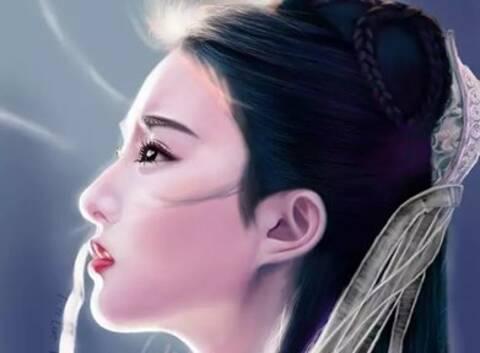 女明星的手绘照片:刘亦菲的最仙,郑爽的最像,但不如她