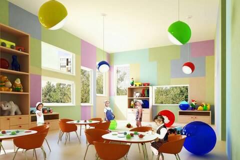 15个国外幼儿园教室设计,这才是孩子们最喜欢的学习图片