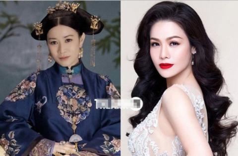 越南版《延禧》主演,皇上比傅恒还要帅,明玉的扮演者