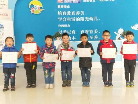 安康汉阴凤台幼儿园:小学绘画作品获大奖v小学双语幼儿佳培国际图片