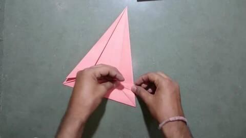创意折纸 - 教你如何diy好看的小花伞