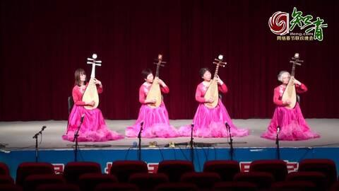 器乐09古筝与琵琶 彝族舞曲