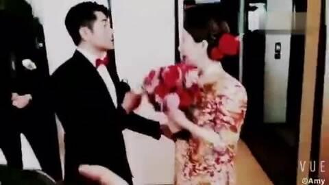 郭富城婚礼视频曝光