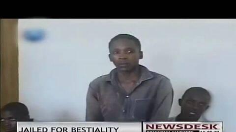 实拍肯尼亚遭性侵母羊出庭作证 恶男被判10年徒刑