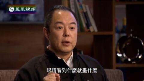 张铁林:孩子学画画天天画奥特曼